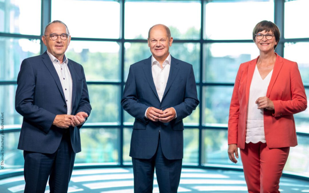 Olaf Scholz ist Kanzlerkandidat